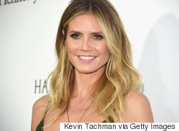 Heidi Klum Admits She's A Nudist