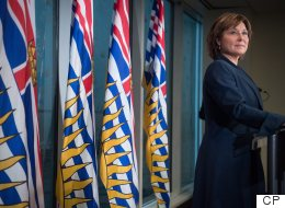 B.C. Premier Says Feds Are 'Very Close' To Meeting Her Pipeline Conditions