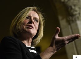 Notley Ready To Do Battle With B.C. Pipeline Critics