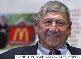 Inventor Of The Big Mac Dies At 98