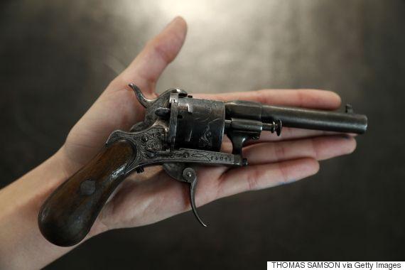 rimbaud pistol