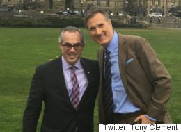 Clement Endorses Bernier For Conservative Leader