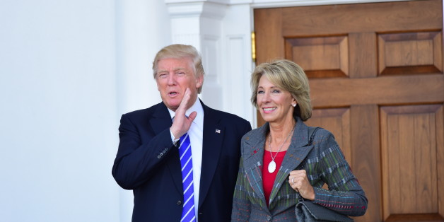 news daily comment betsy devos plan break public schools