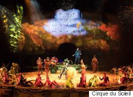 Troisième incident au Cirque du Soleil cette semaine, cette fois à Montréal