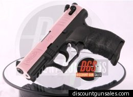 Discount Gun Sales Cancer Awareness Gun