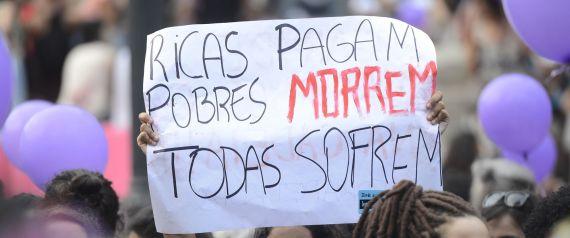 PROTESTO ABORTO