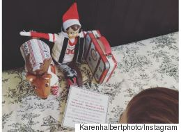 When Does Elf On The Shelf Leave?
