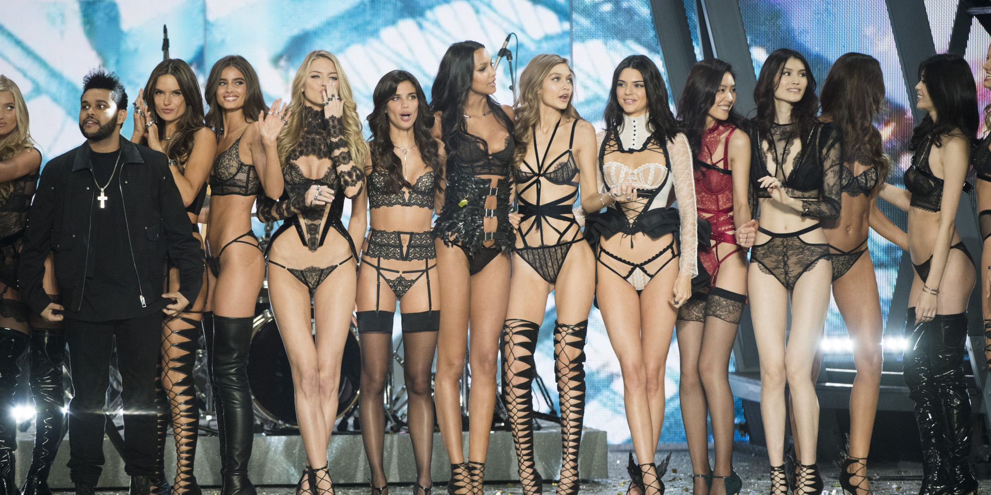 I Attended The Victoria's Secret Fashion Show, And I Felt Obese ...