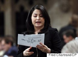 Monsef Uses Math Formula To Mock Electoral Reform Committee