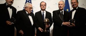 Hollande Avec Son Prix