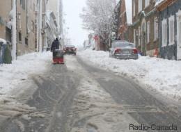 La tempête continue de compliquer la vie des automobilistes