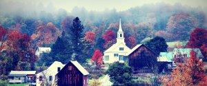 Muslim Land Kirche