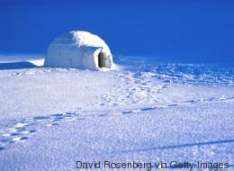 Non, les Canadiens ne vivent pas dans des igloos