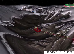 Origin Story Of NORAD's Santa Tracker Is Magical