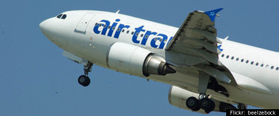 Air Transat Indemnites Cadres