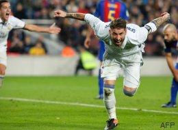 Ramos rescata al Madrid en el descuento (1-1)
