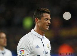 El último posado de Ronaldo tras el clásico llena Twitter de bromas