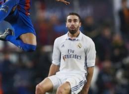 Carvajal pide perdón por hacer este gesto a la afición del Barça