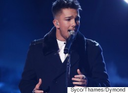 X Factor's Simon Cowell Lays Into 'Vanilla' Matt Terry