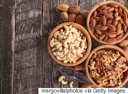 Handful Of Nuts A Day Can Help Keep The Doctor Away, Research Shows