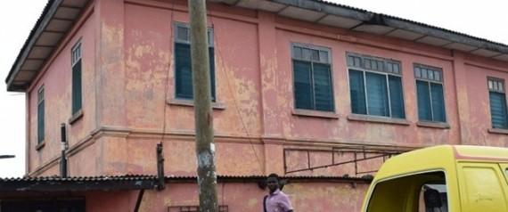 LA FAUSSE AMBASSADE AU GHANA