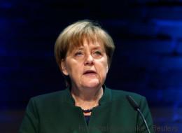 Eklat bei Veranstaltung: Polizist nennt Merkel