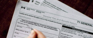 INCOME TAX FORM CANADA