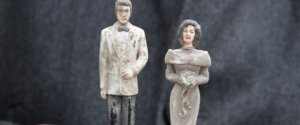 FIGURINES MARIAGE PARC MOLSON