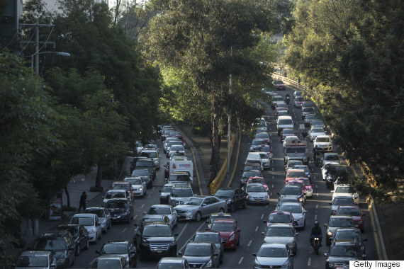 gridlock mexico city