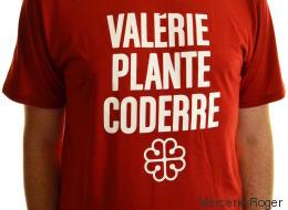 Le prochain t-shirt de Valérie Plante?