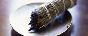Burning Sage Smudge