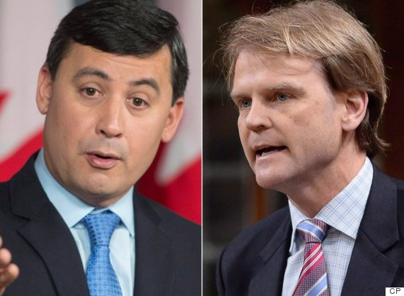 michael chong chris alexander