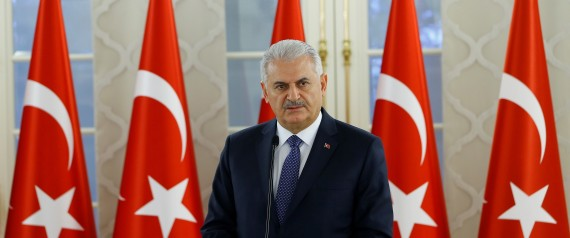 PRIME MINISTER OF TURKEY