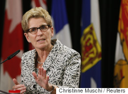 Kathleen Wynne Wants To Throw Your Money Away On Cap And Trade