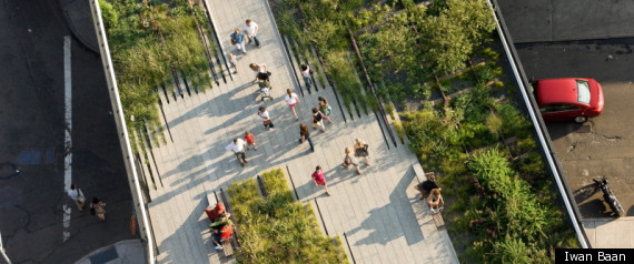 High Line Skyview