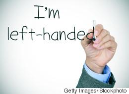 왼손잡이는 오른손잡이와 정말 다를까?