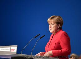 Merkel auf dem CDU-Parteitag:
