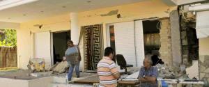 Earthquake Greece