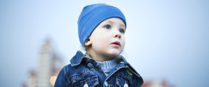 Child Serious Winter