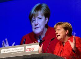 CDU-Parteitag: Merkel will Burka-Verbot