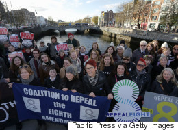 #RepealThe8th: Why Ireland's Abortion Laws Belong In The Past