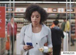 Amazon Go promet un premier magasin «sans caisse ni file d'attente»