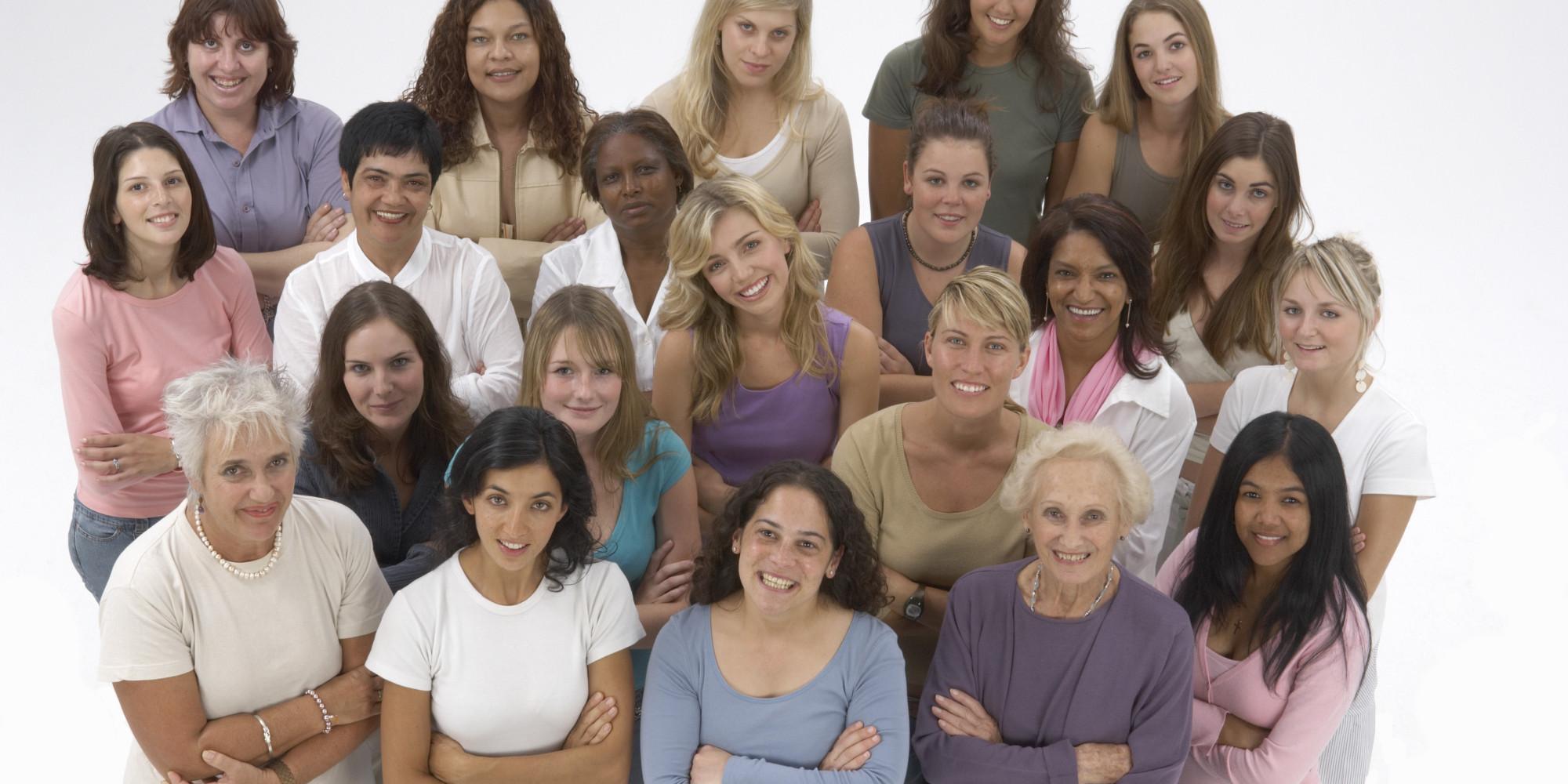 Group Of Older Women 67
