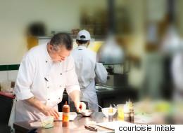 Yvan Lebrun, du restaurant Initiale, est nommé chef de l'année par Gault & Millau