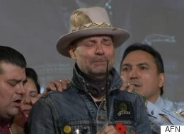 Gord Downie Weeps After Given Spirit Name 'Man Who Walks Among The Stars'