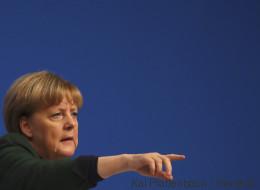 Merkel Backs Tougher Rules For Immigrants, Partial Burqa Ban
