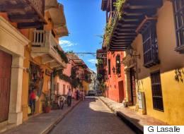 Ta prochaine destination: la Colombie!