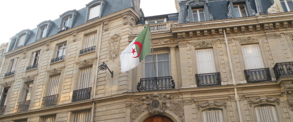 AMBASSADE ALGRIE  PARIS