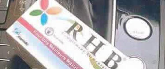 RHB RAHMAT RABI