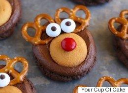 7 biscuits de Noël qui sont trop mignons pour être mangés